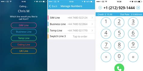 phone number swytch lets you use up to five burner uk phone numbers