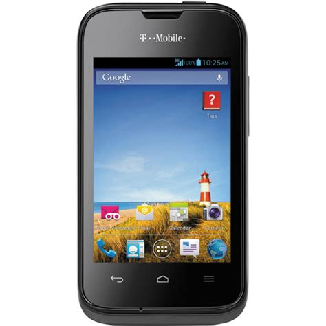 t mobile smartphones t mobile prism ii prepaid smartphone with touchscreen