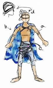 Agwe God of Water -- Once on this Island 2015 Costume ...
