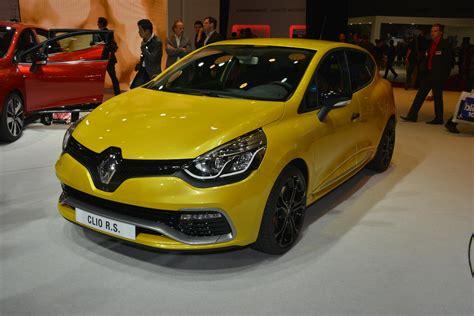 renault clio rs renault clio rs 2015 un bestial compacto deportivo