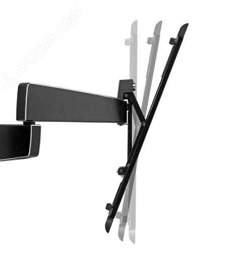 vogel s designmount next 745 support mural tv orientable avcesar