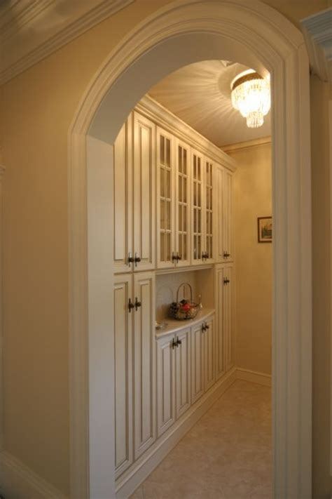 images  butlers pantry ideas  pinterest glass cabinets pantry ideas  tiles