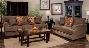 Crompton Sectional Bark Sectionals Living Room
