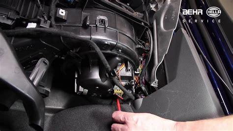 contr 244 le et remplacement du ventilateur ou du pulseur d air d habitacle