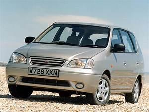 Kia Carens Specs - 2000  2001  2002