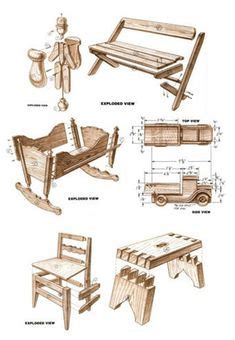 wood crafts blueprints diy blueprint plans  rustic