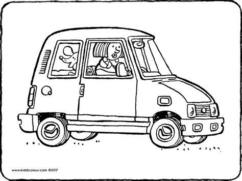 Kijk dan even bij een van de andere 2300 pleinen. auto kleurprenten - Pagina 4 van 4 - kiddicolour