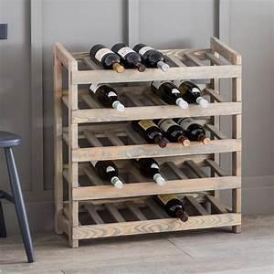 Wooden, Aldsworth, Wine, Rack
