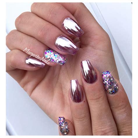 chrome nail designs chrome nails nail gallery