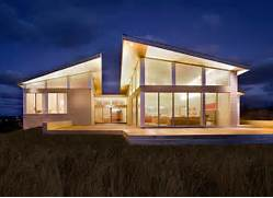Beach House Design MA Sustainable Energy Star Certified Home Modern House Designs