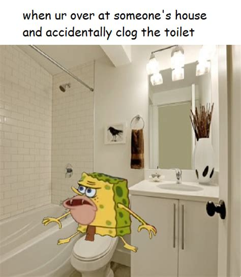 Spongebob Caveman Meme By Part Timeartist On Deviantart