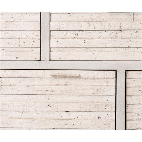 drawers for bedroom blanca coastal beach white wash reclaimed wood 7 drawer 11469 | product 11469 5