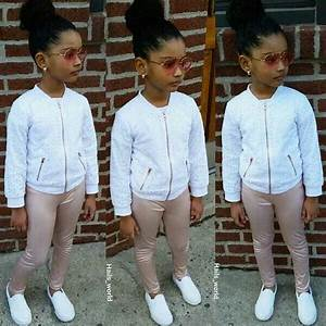 The gallery for --u0026gt; Outfits For Little Girls With Swag