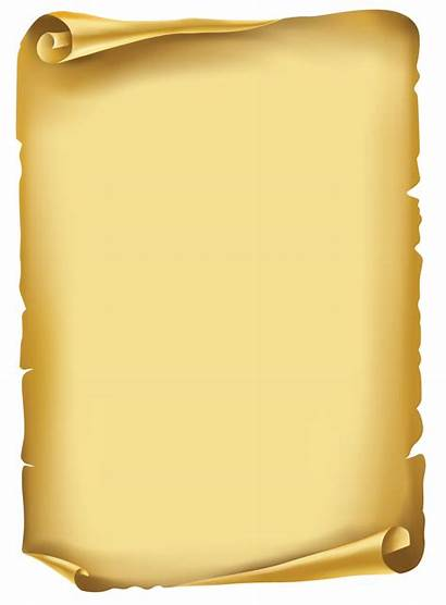 Scroll Vector Background Invitations Potter Harry Blank