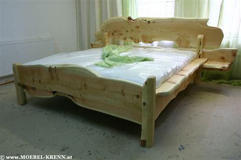 Massive Zirben Betten Vom Profitischler Aus Österreich
