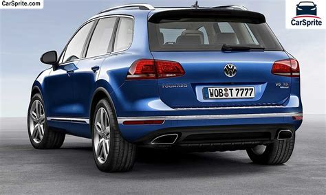 volkswagen touareg  prices  specifications