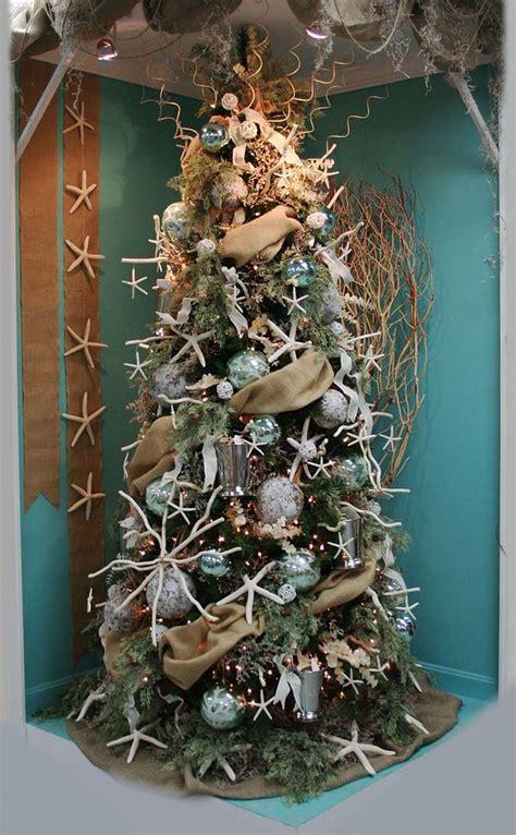 coastal christmas tree ornaments 30 brilliant coastal chic tree decorating ideas