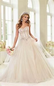 stella york wedding dresses 2015 modwedding With stella wedding dress
