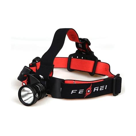 le frontale trail ferei hl20 led et batterie rechargeable li ion
