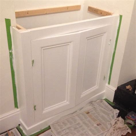 Diy Fitted Living Room Cupboards building a alcove cupboard part 1 diy alcove