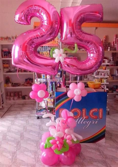 number decorations best 25 number balloons ideas on senior pics