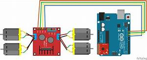 Adxl335 Gesture Control Robot Using Arduino