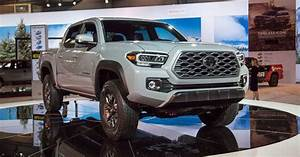 2020 Toyota Tacoma Is The Same Ol U0026 39  Truck With Much Better