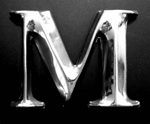Chrome letters 3d letters for 3d vinyl letters