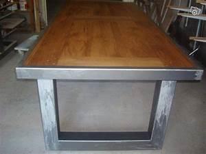 Meuble Bois Et Fer : fabrication de meuble bois et fer ameublement lot et garonne love pinterest ~ Preciouscoupons.com Idées de Décoration
