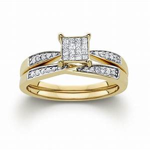 rings diamond rings kmart With kmart wedding ring sets