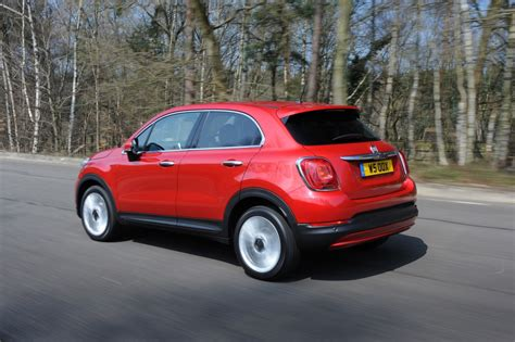 The Clarkson Review Fiat 500x Cross (2015