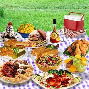 food for a picnic picnic party picnic party food ideas
