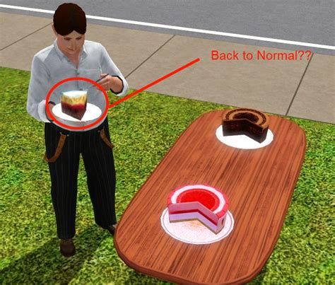 Permalink to Birthday Cake Sims 4