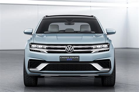 Future Volkswagen Sharan 2020 by 2015 Volkswagen Cross Coupe Gte News And Information