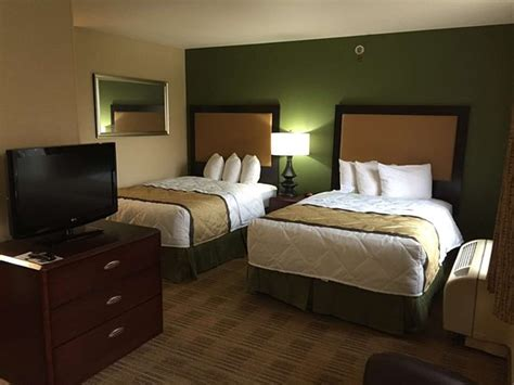 bedroom suite  full beds picture  extended stay
