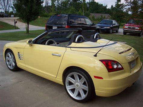 2005 Chrysler Crossfire Pictures Cargurus