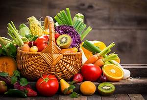Fresh, Fruits, And, Vegetables, In, The, Basket, Stock, Photo, -, Download, Image, Now