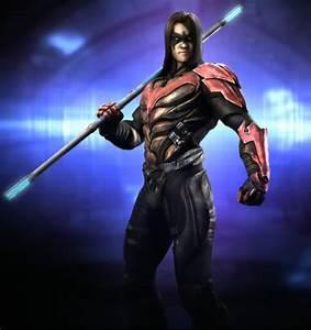 Nightwing (Injustice: Gods Among Us) - Villains Wiki ...