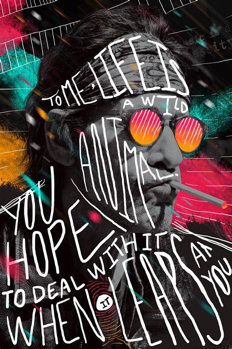 graphic design colorful souls  diogo ottoni graphic