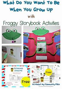 What Do You Want To Be When You Grow Up with Froggy ...