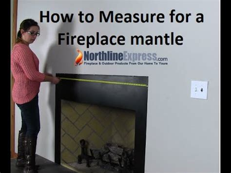 Measuring Your  Ee  Fireplace Ee   For A  Ee  Fireplace Ee    Ee  Mantel Ee   Or