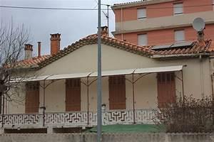 Tonnelle Pour Balcon : pergola de balcon pergola balcon appartement residence ~ Premium-room.com Idées de Décoration