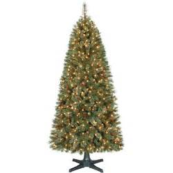 time pre lit artificial tree walmart