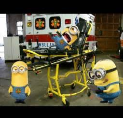 Minion Paramedic Ambulance