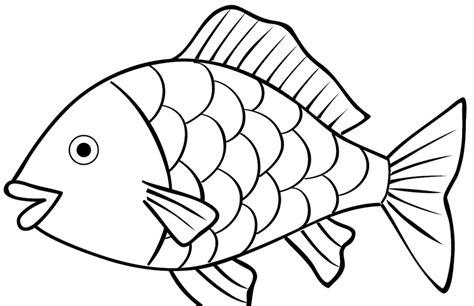 mewarnai gambar ikan yang mudah belajarmewarnai info