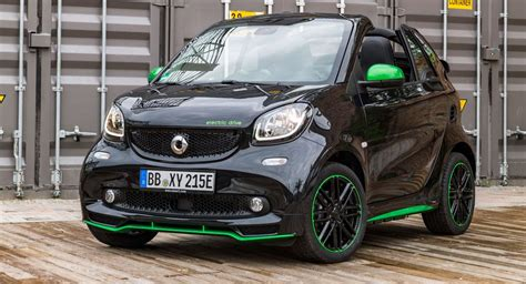 Smart Scheduled To Have An All-electric Range In Europe By