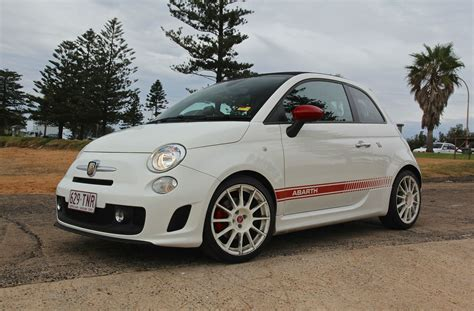 fiat abarth  esseesse review caradvice