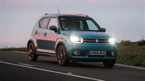 Review Suzuki Ignis by Suzuki Ignis Review City Crossover Tested In The Uk Top
