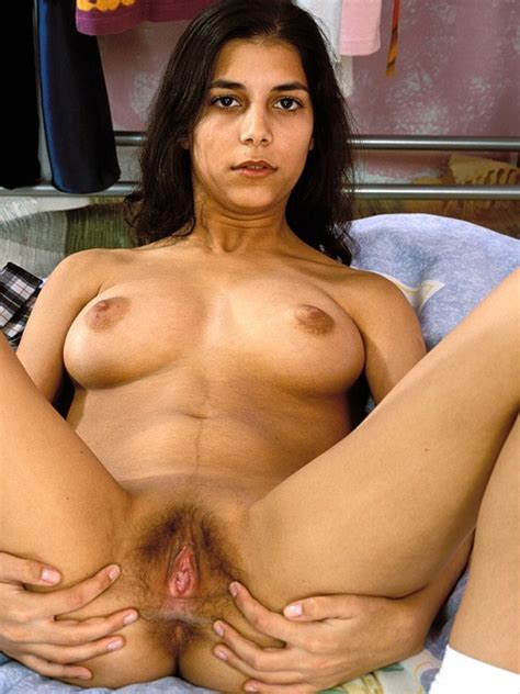 Horny Indian Hairy Babe More Pics In Comments Indian