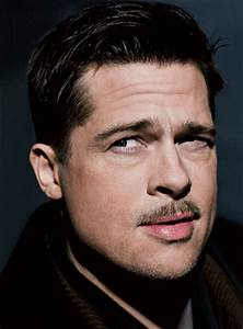 * The Blog of Moustaches: Rate the Moustache: Brad Pitt ...